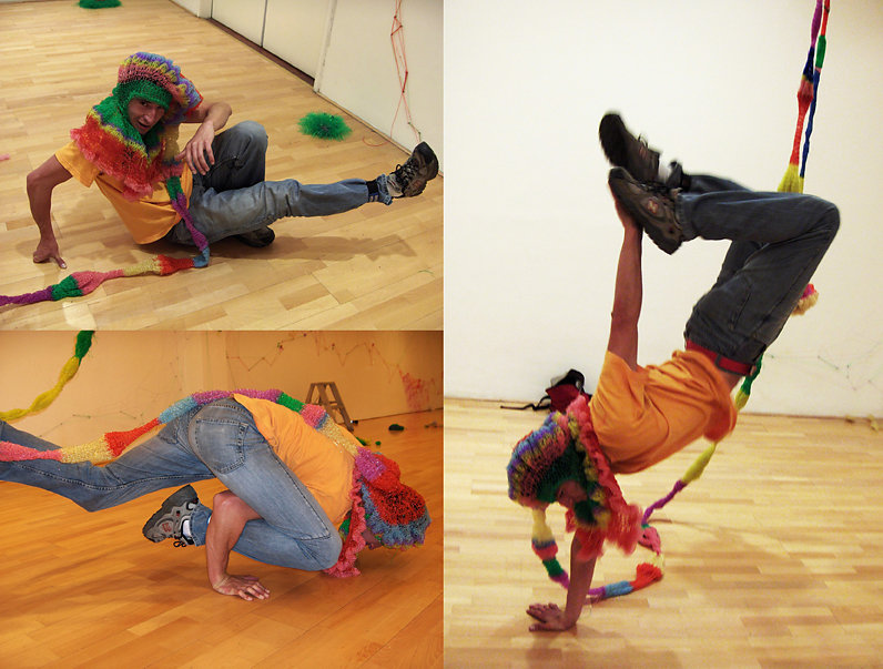 Break Dancer Cocolum